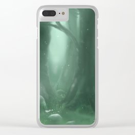 A Great Forest Clear iPhone Case