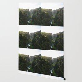 Iceland Green Nature Wallpaper