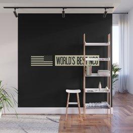 World's Best NCO Wall Mural