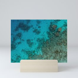 Maldives Ocean Mini Art Print