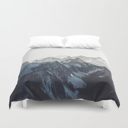 Mountain Mood Duvet Cover