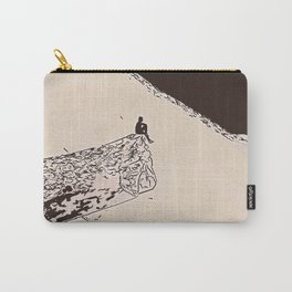 Abstract Meditation Carry-All Pouch
