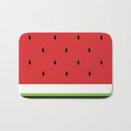 Fresh Water Melon Bath Mat