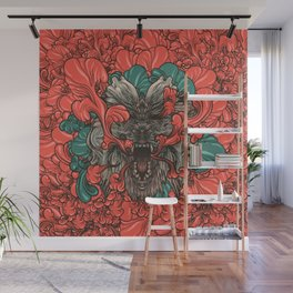 Dragon Wall Mural