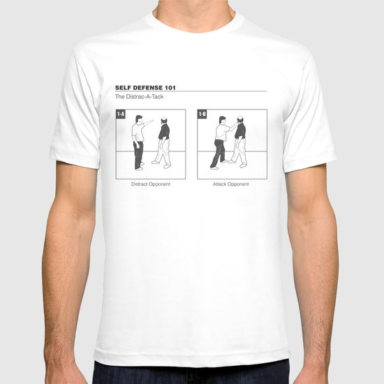 The Distrac-a-Attack T-shirt