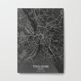 Toulouse Metal Print