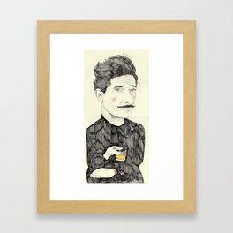 Dmitri Framed Art Print