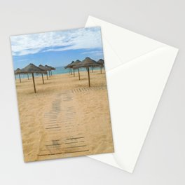 Way to the Beach Stationery Cards