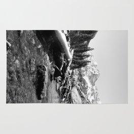 Maroon Bells Mountains Colorado Rug