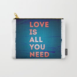 Quotable quotes summer Carry-All Pouch