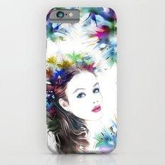 summer girl iPhone 6s Slim Case