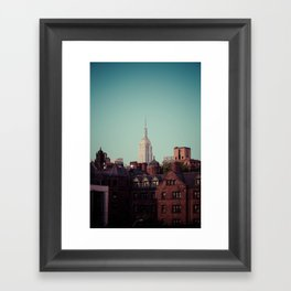 Empire - NYC Framed Art Print