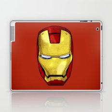 Tony Was Wrong (Iron Man Movie Version) Laptop & iPad Skin