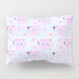 Jigglypuff pattern Pillow Sham