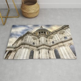 St Paul's Cathedral London Rug