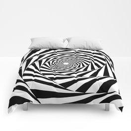Optical Illusion Comforters