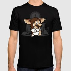It's-a me, Gizmo! Black LARGE Mens Fitted Tee