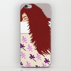 the sleeper iPhone & iPod Skin
