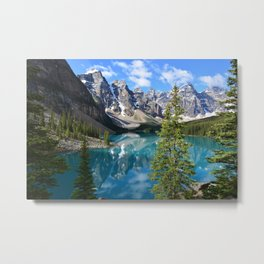 Banff Nation Park Metal Print
