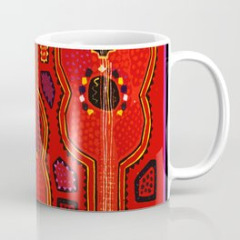 Flamenco Guitars Coffee Mug