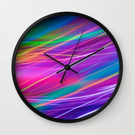 saturn 2 Wall Clock