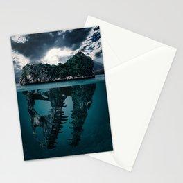 Mistry Island Secret Stationery Cards