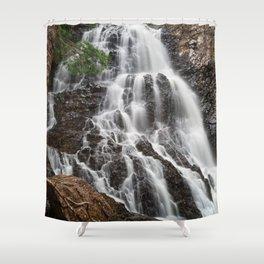 Hays Falls Shower Curtain