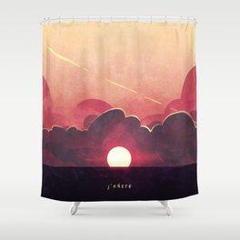 J'adore Shower Curtain