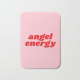 angel energy Bath Mat