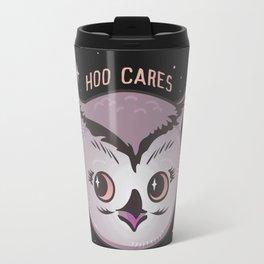HOO CARES Travel Mug