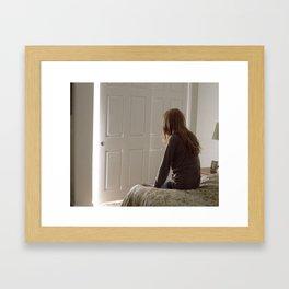 Untitled, Film Still #1 Framed Art Print
