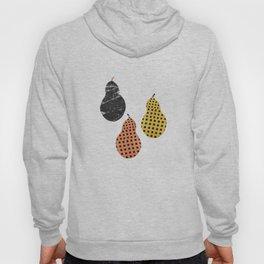 Pears Art Print Hoody