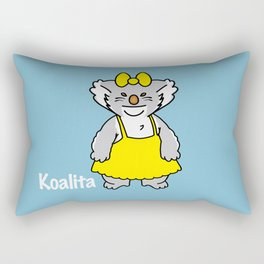 Koalita Rectangular Pillow