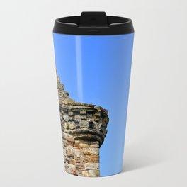 Edinburgh Castle & Sky Travel Mug