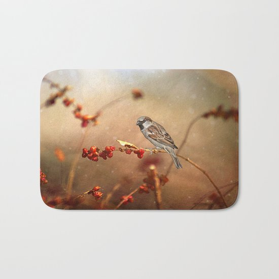 The Sparrow Bath Mat