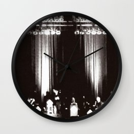 Play That Music (The Best Camera Series) Wall Clock