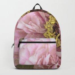 summertime peony Backpack
