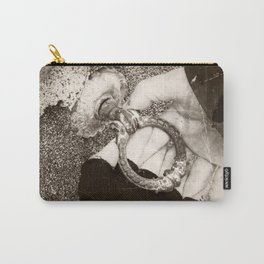Through the Abysses of Time Carry-All Pouch