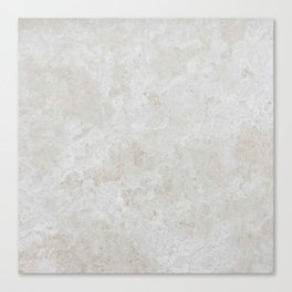 Travertine Canvas Print