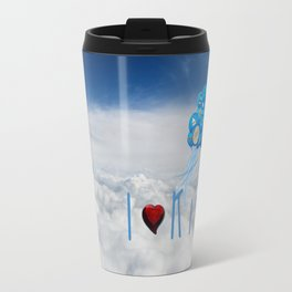 I love Kiel Travel Mug