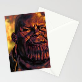 No Victory Without Sacrifice Stationery Cards