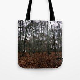 Dark Woods Tote Bag