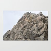 geology Canvas Prints featuring Geology Rocks. by Rae Snyder