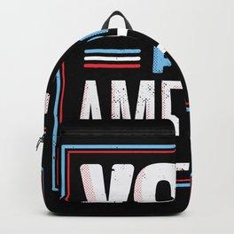 Vote for America Best gift Backpack