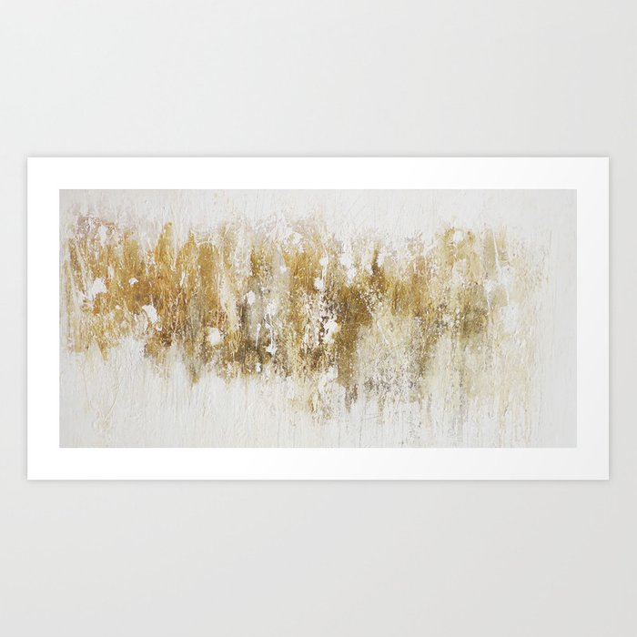 abstrakt Art Print
