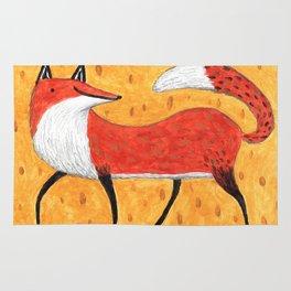 Sassy Little Fox Rug