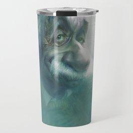 Cosmic Albert Travel Mug