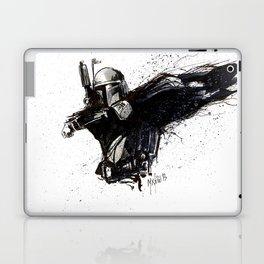 BOBA FETT INKS Laptop & iPad Skin