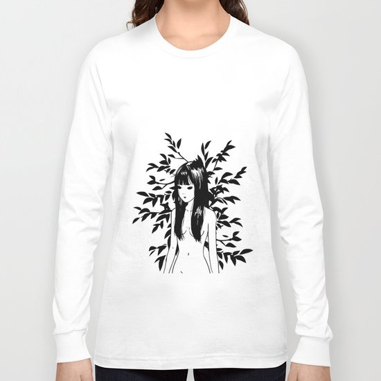 Morning dreamwalk Long Sleeve T-shirt