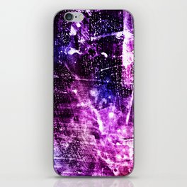 Please don't stop the magic iPhone Skin